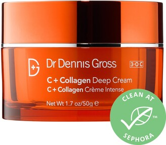 Dr. Dennis Gross Skincare Vitamin C+ Collagen Deep Cream