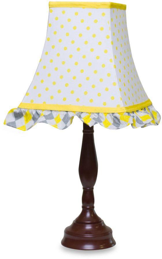 Pam Grace Creations Argyle Giraffe Lamp Shade