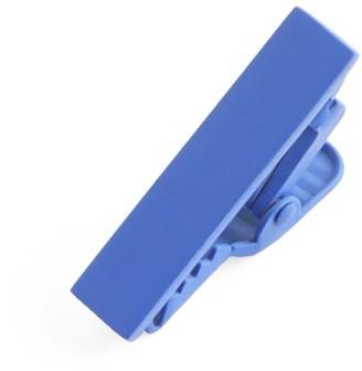 The Tie Bar Cobalt Blue Matte Color Tie Bar