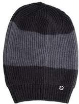 Gucci Striped Wool Beanie w/ Tags