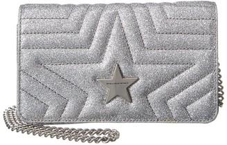 Stella McCartney Star Glitter Crossbody