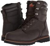 Thorogood V-Series Work Boot 8 Steel Toe (Brown) Men's Work Boots