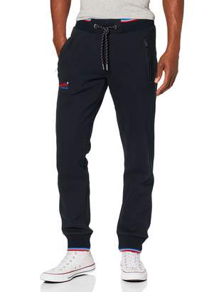 Superdry Men's Ol Elevated Zip Pocket Jogger Sports Trousers
