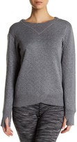 Brooks Fly-By Quilted Running Sweatshirt