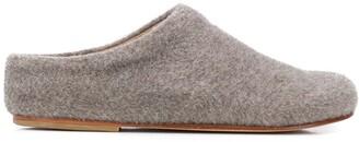 LAUREN MANOOGIAN Mono slipper mules