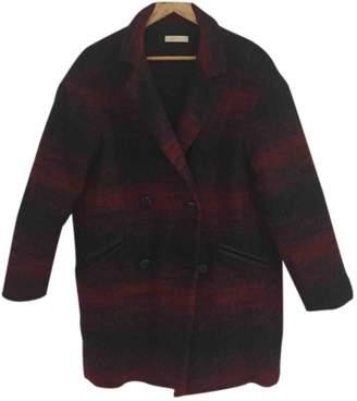 Gat Rimon Navy Cotton Coats
