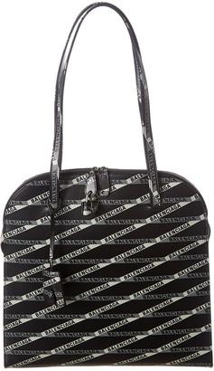 Balenciaga Miami Medium Leather Shoulder Bag