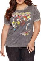 Freeze Aerosmith Graphic T-Shirt- Juniors Plus