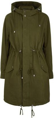 Rails Landon Olive Cotton-blend Jacket
