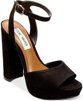 Steve Madden Women's Brit Platform Sandals