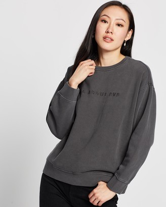 All About Eve Eve Washed Sweater