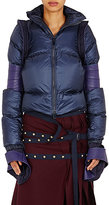 Sacai WOMEN'S CROP PUFFER COAT