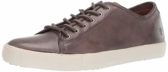Frye Men's Brett Low Sneaker SLATE 8 M