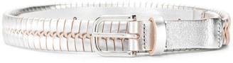 Temperley London penelope metallic belt
