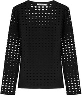 Alexander Wang Top with Cut-Out Detail
