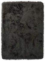 Heart of House Bliss Deep Pile Shaggy Rug -160x230- Charcoal
