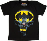 Novelty T-Shirts Batman Graphic T-Shirt-Big Kid Boys