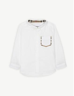 Burberry Cotton shirt 6-24 months