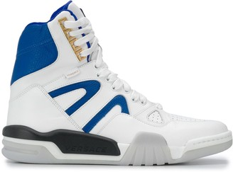 Versace High-Top Sneakers