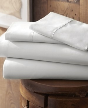 IENJOY HOME Style Simplified by The Home Collection 4 Piece Bed Sheet Set, Cal King Bedding