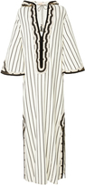 Tory Burch Savonna Striped Caftan