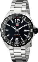 Tag Heuer WAZ1110.BA0875 Men's Formula 1 Wrist Watches