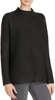 Knot Sisters Scotland Mock Neck Sweater