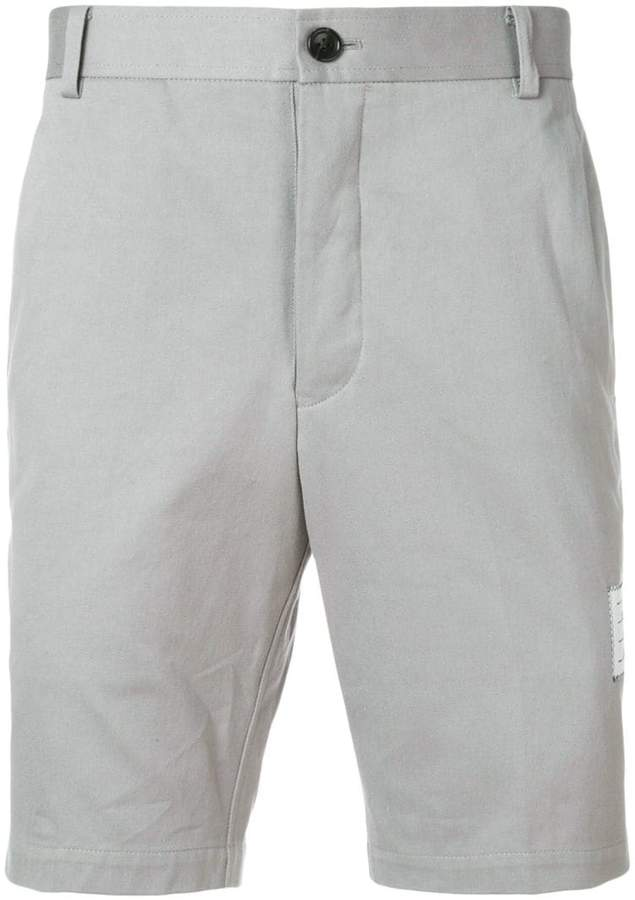 Thom Browne Unconstructed Cotton Chino Short