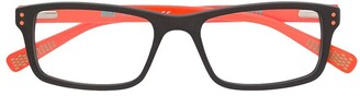 Nike Kids Square Frame Glasses