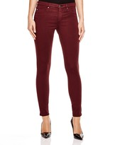 AG Jeans Legging Ankle Jeans in Crimson Maple - 100% Bloomingdale's Exclusive
