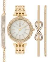 INC International Concepts I.N.C. Women's Bracelet Watch and Bracelets Set 34mm, Created for Macy's
