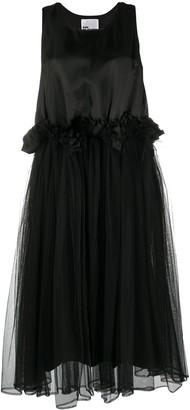 Comme des Garcons Tulle Skirt Midi Dress