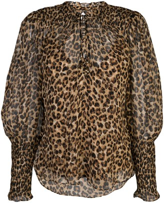 Veronica Beard Jaz blouse