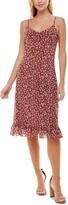 Thumbnail for your product : Ultra Flirt Juniors' Floral-Print Midi Dress