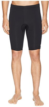 O'Neill Reactor-2 1.5mm Shorts (Black) Men's Swimwear