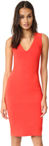 Narciso Rodriguez Sleeveless Knit Dress