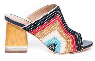 Bernardo Nala Multi Coloured Embroidered Mule