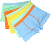 So Aromatherapy Little Boys Boxer Briefs Sets Toddlers Underwear 5 Pack Pants