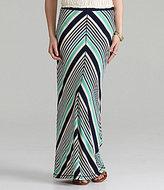 M.S.S.P. Stripe Maxi Skirt