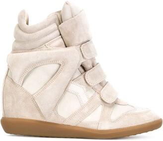 Isabel Marant Bekett high-top sneakers