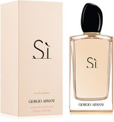 Giorgio Armani Sí Eau de Parfum, 5 oz