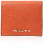 MICHAEL Michael Kors Jet Set Carryall Card Case
