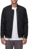 Tavik Men's Defender Water Resistant Ma-1 Bomber Jacket