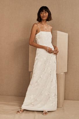 BHLDN Issie Dress By in White Size 6