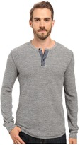 Lucky Brand Thermal Henley