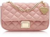 Marc B Pennie Blush Pink Crossbody Bag
