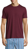 Derek Rose Short-Sleeve Jersey T-Shirt, Bordeaux