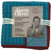 Jamie Oliver Waffle Microfiber Dishcloth Set