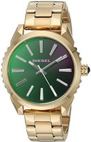 Diesel Women's DZ5544 Nuki Gold Watch