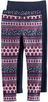 Freestyle Revolution Girls 4-6x Freestyle Revolution 2-Pack Print & Solid Jeggings